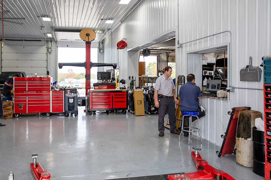 auto service and parts